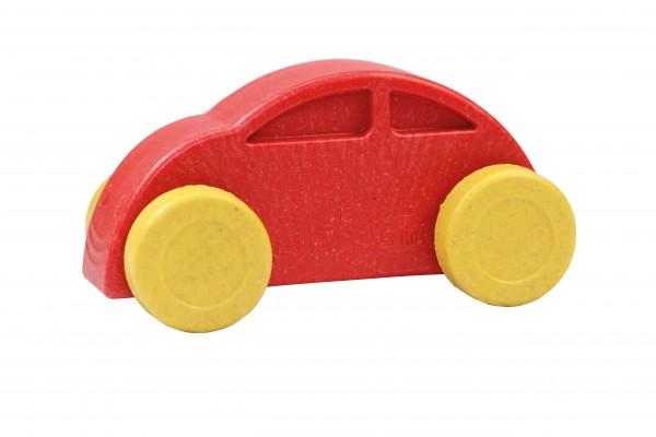 Anbac-Auto rot/gelb
