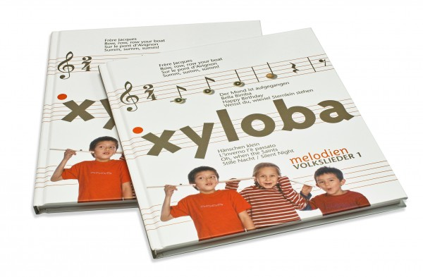 Xyloba Melodienbuch Volkslieder I