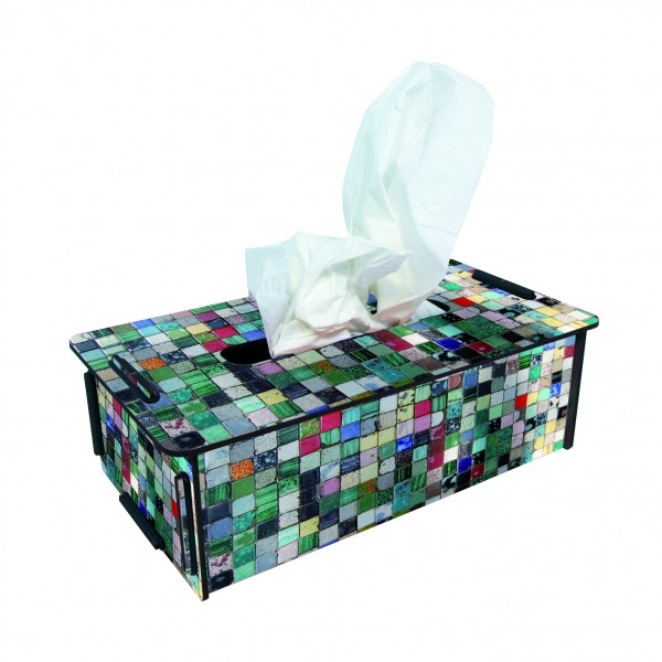 TISSUE-BOX Mosaik