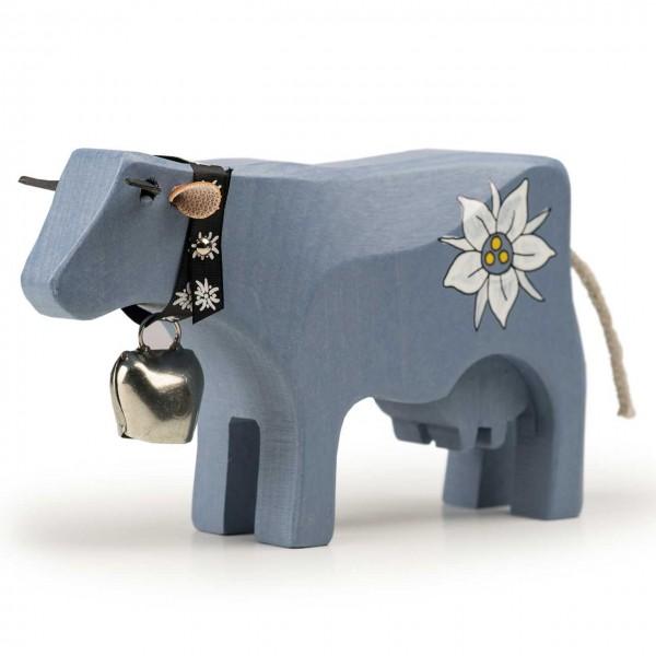 Trauffer Kuh Edelweiss groß