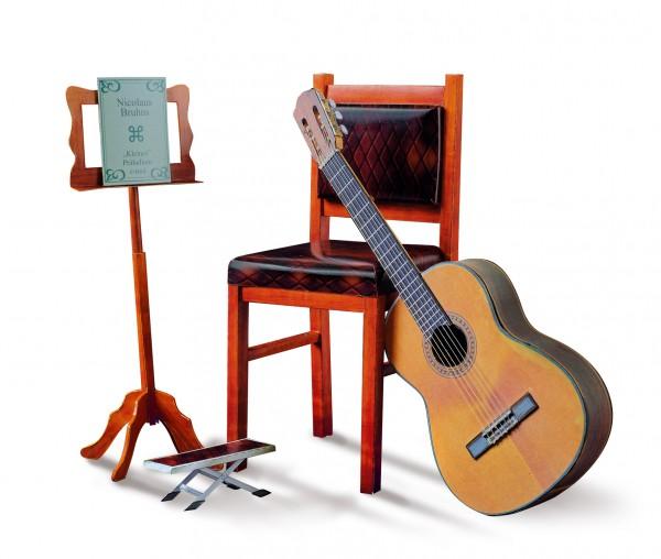 Schreiber-Bogen Gitarre