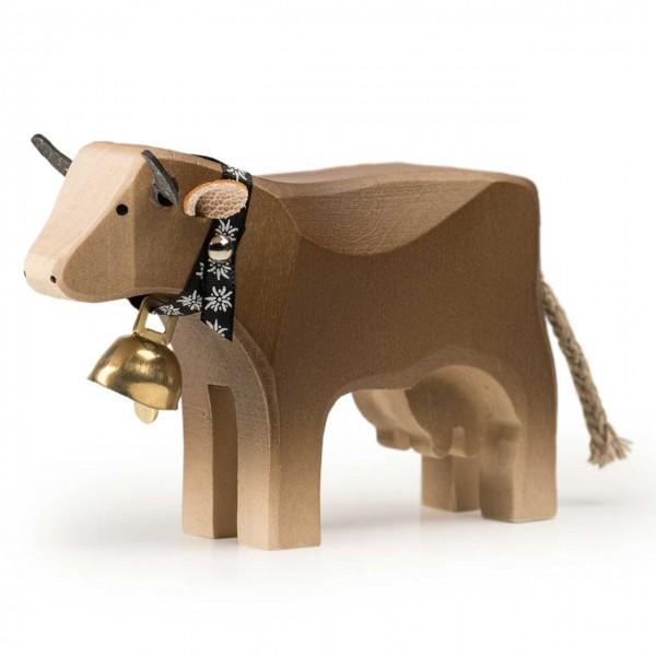 Trauffer Kuh 1 Braunvieh stehend