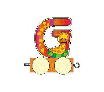 Buchstabenzug G