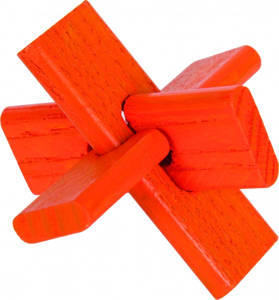 Party Puzzel Orange Cross