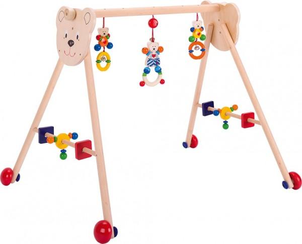 Baby Fit Herzbär, Greif- und Spieltrainer