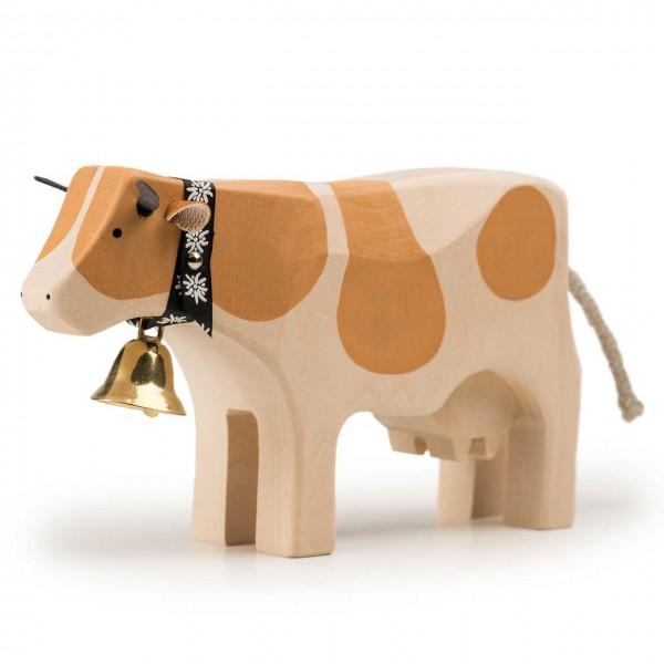 Trauffer Kuh 2 Simmentaler stehend