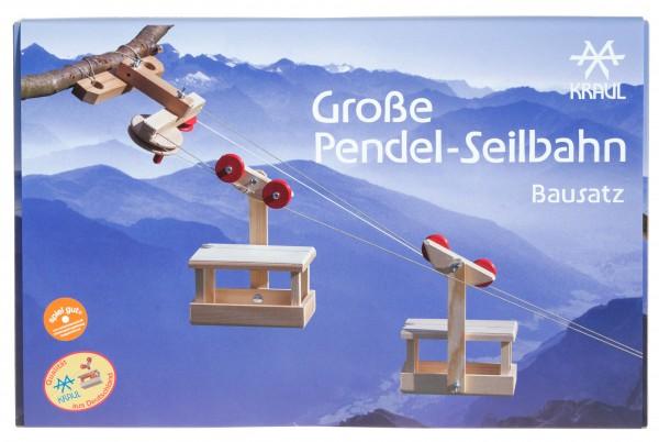 Große Pendel-Seilbahn