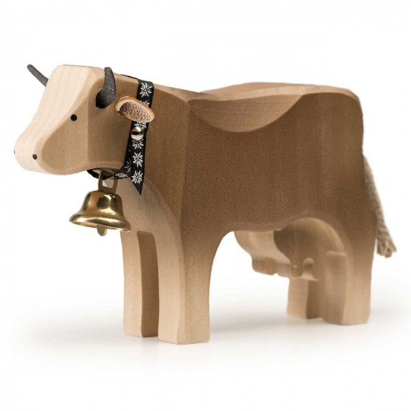 Trauffer Kuh 2 Braunvieh stehend