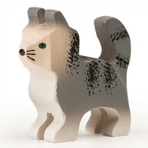 Trauffer Katze Mr. Grey