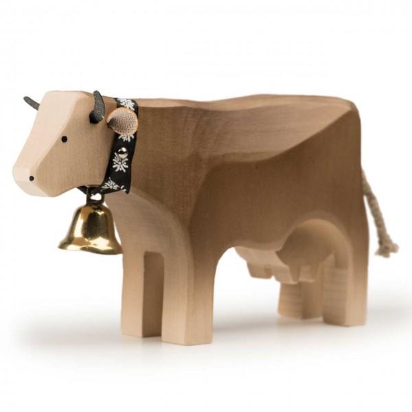 Trauffer Kuh 3 Braunvieh stehend