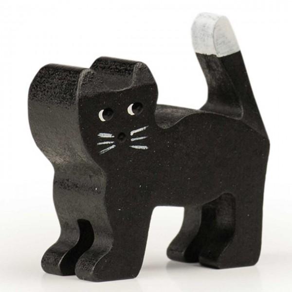 Trauffer Katze schwarz