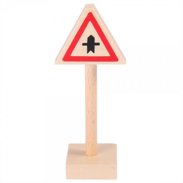 Verkehrszeichen Vorfahrt