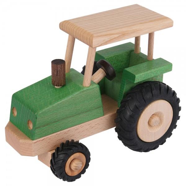 Traktor lenkbar