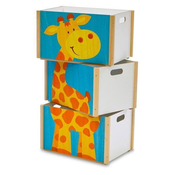 Stapelbox Giraffe