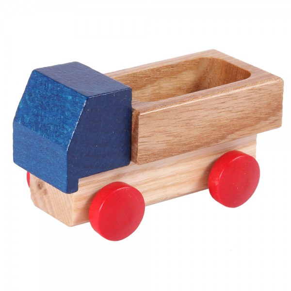 Lieferwagen blau