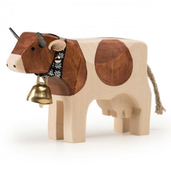 Trauffer Kuh 1 Red-Holstein stehend