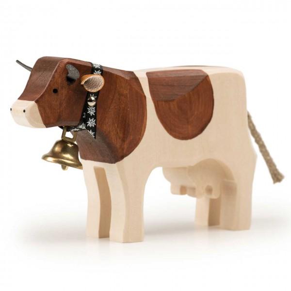 Trauffer Kuh 2 Red-Holstein stehend