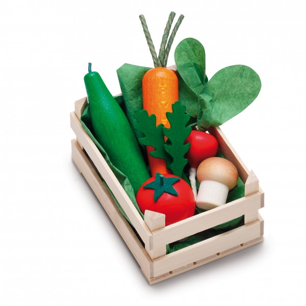 Sortiment Gemüse klein