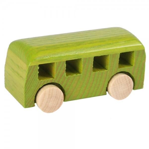 Kleinbus grün