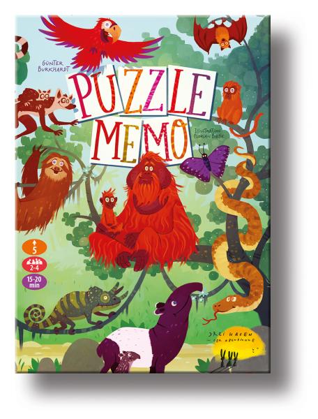 Puzzle-Memo
