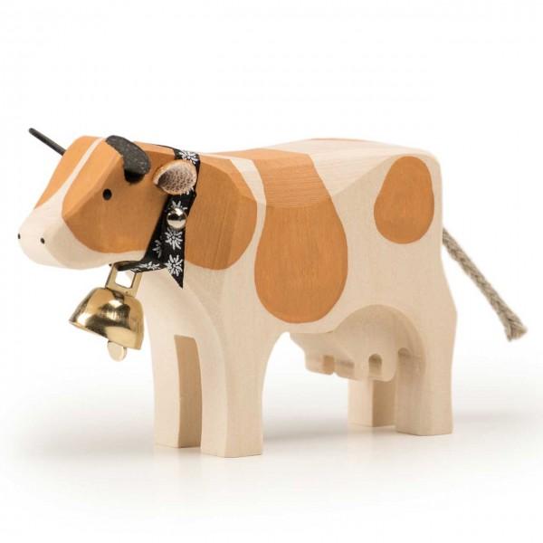 Trauffer Kuh 1 Simmentaler stehend