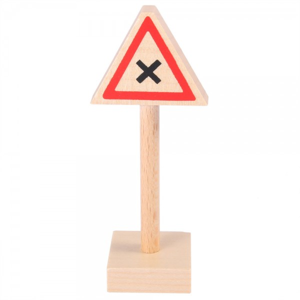 Verkehrszeichen Kreuzung