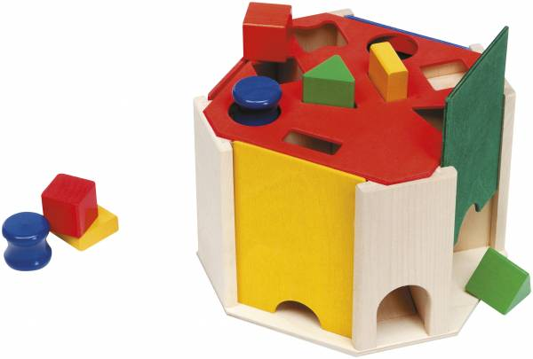 Sortierbox Quatrino