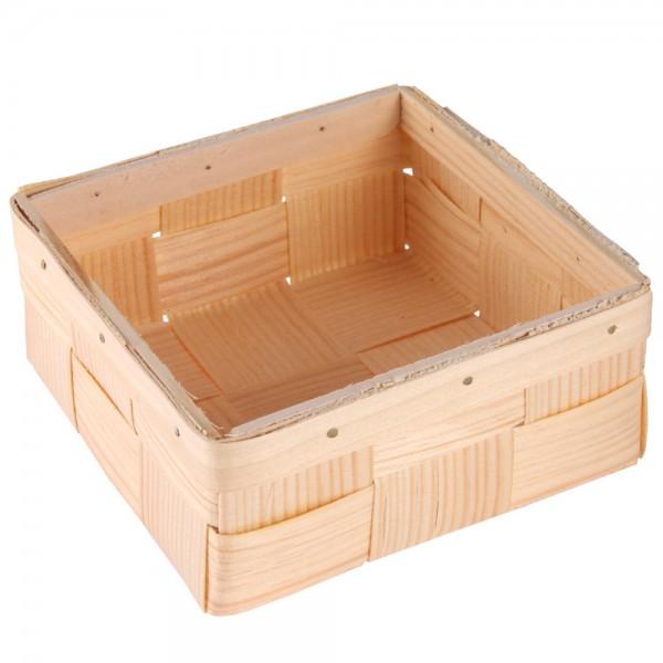 Spanschale für Holzobst