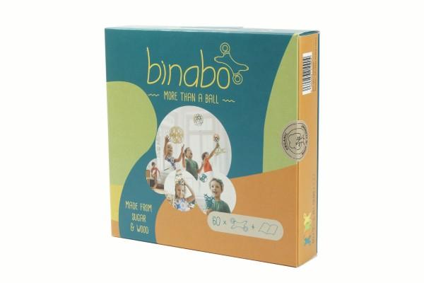 Binabo 60 Teile