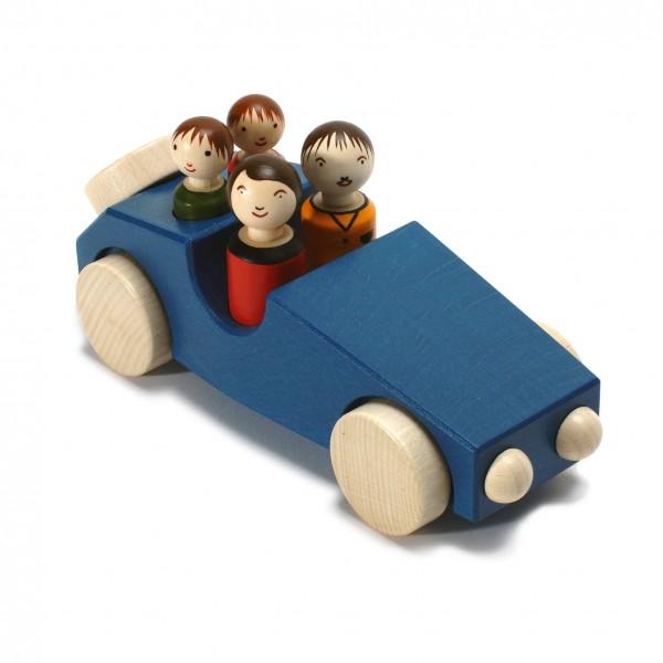 Auto Philipp 2 blau