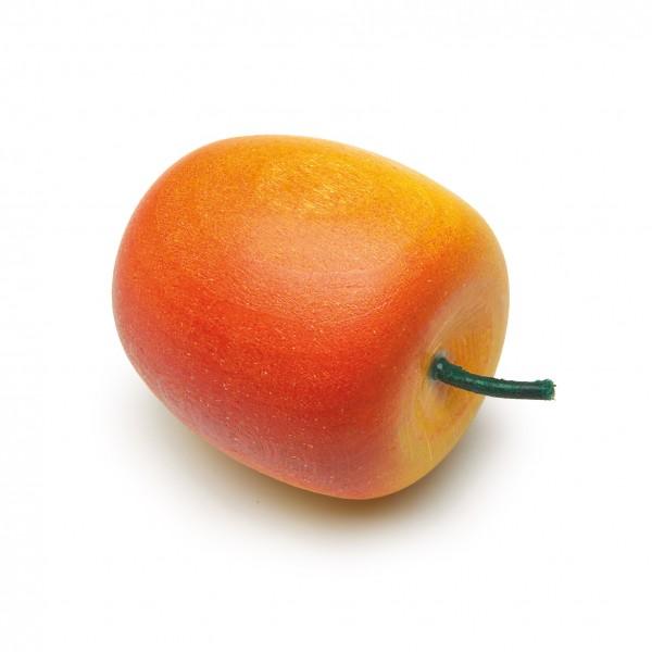 Apfel gelb-rot