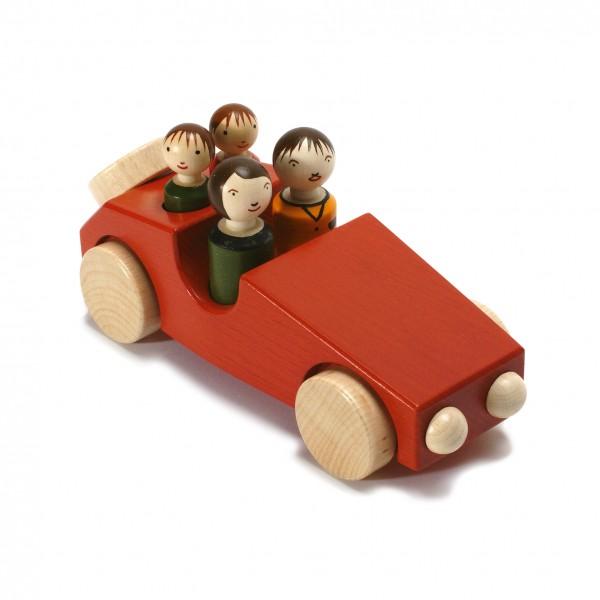Auto Philipp 2 rot
