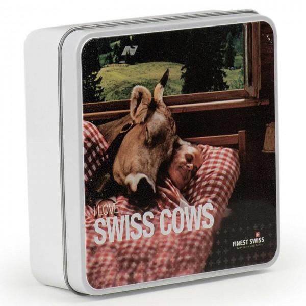 Trauffer Blechbox Swiss Cow (Swiss Kuh 1)