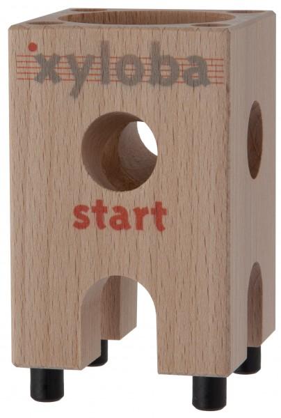 Xyloba Startklotz im Turm