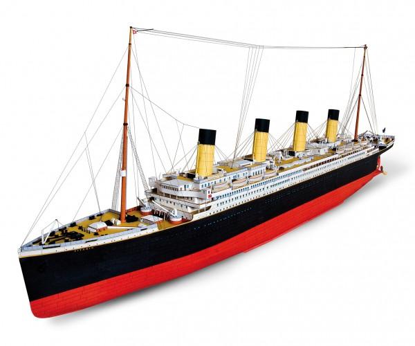 Schreiber-Bogen Titanic 1:200