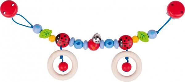 Kinderwagenkette Marienkäfer I