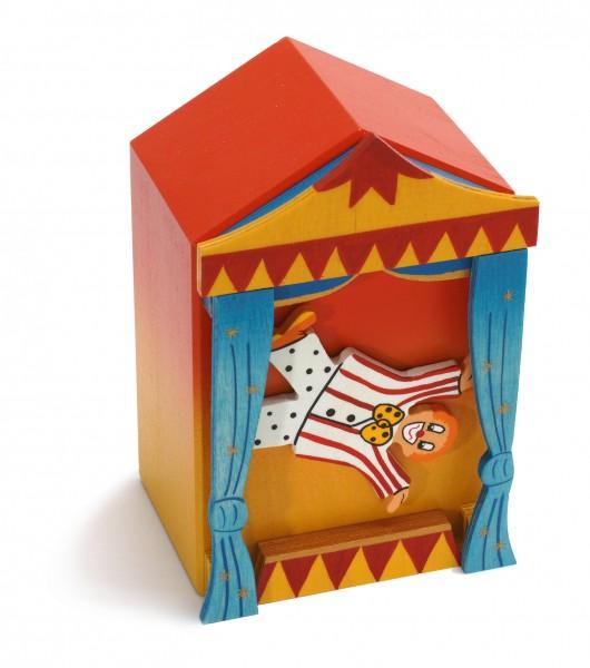 Spieluhr Zirkus Clown