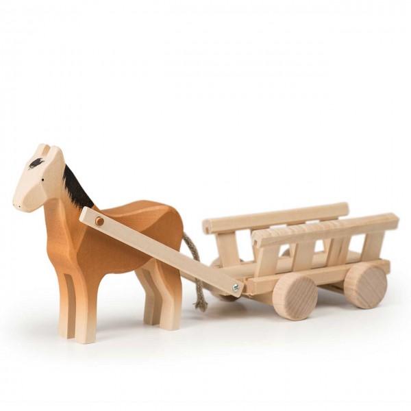 Trauffer Pferdegespann