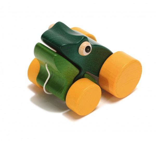 Nachziehfrosch Jan klein grün