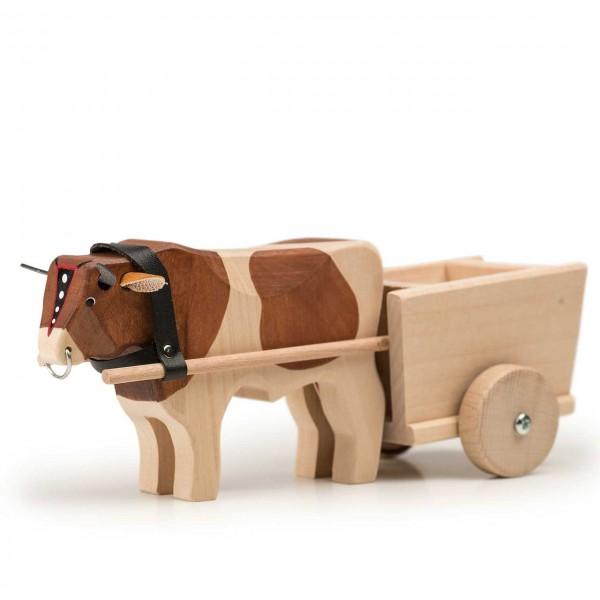 Trauffer Ochsenwagen mit Ochse
