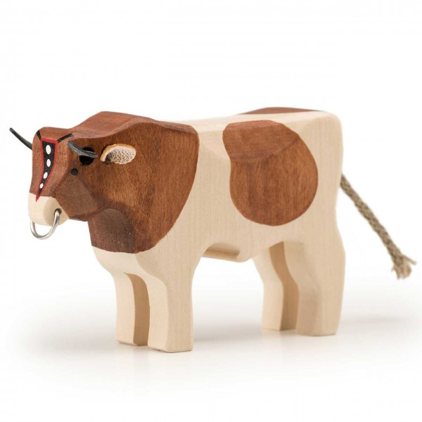 Trauffer Stier Red-Holstein klein